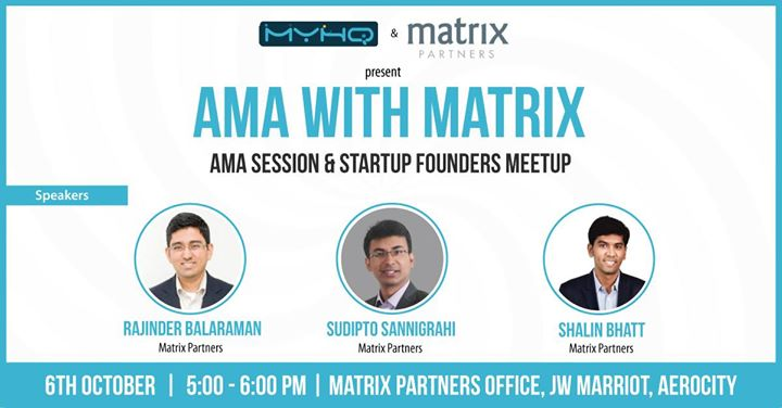 AMA with Matrix